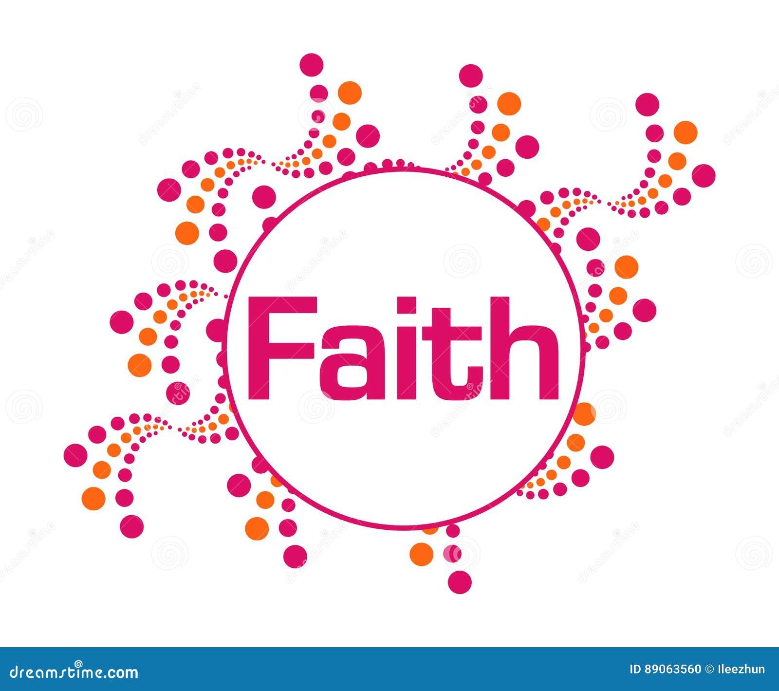 Faith Love Hope Word Abstract Stock Illustrations – 49 Faith Love ...