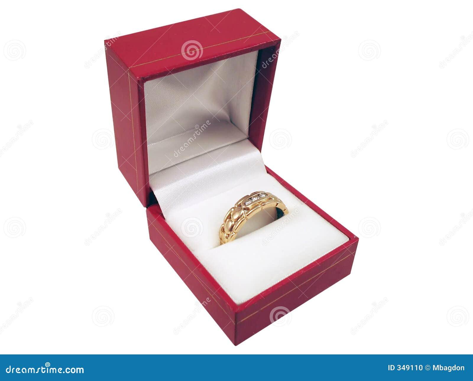 Faixa de casamento dos homens