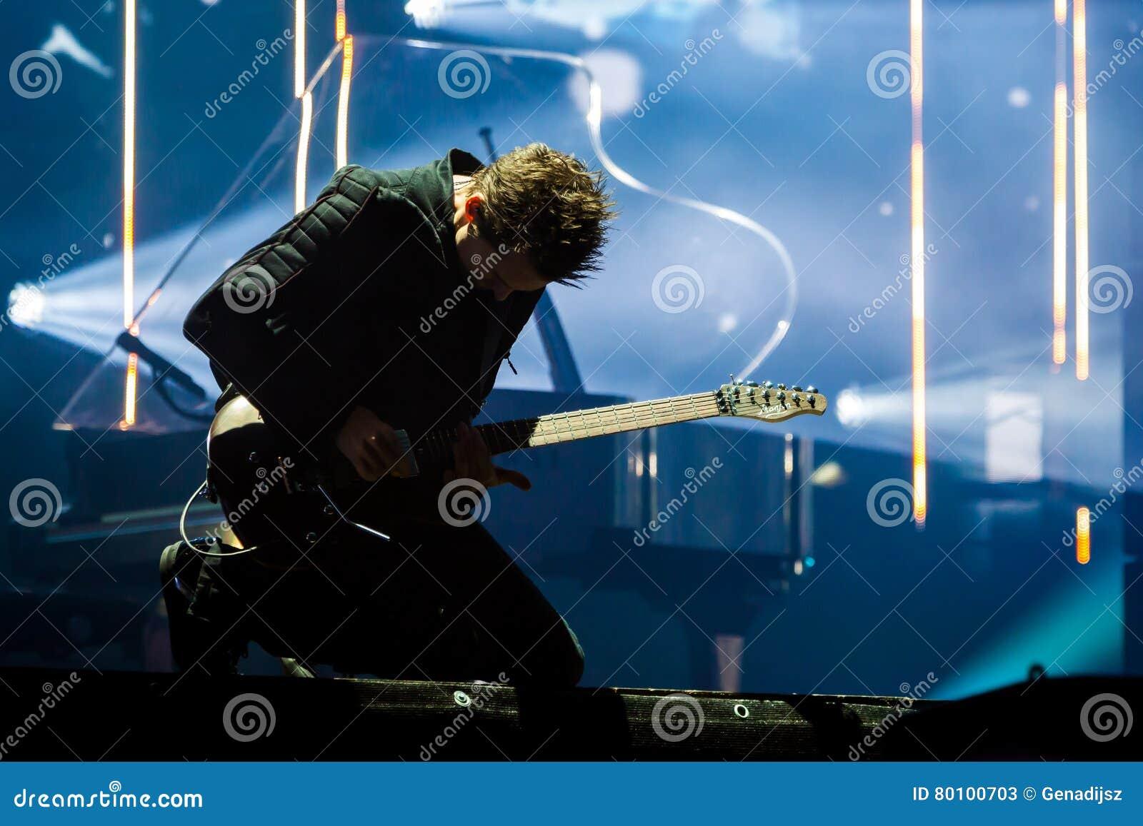 Faixa de Muse Rock