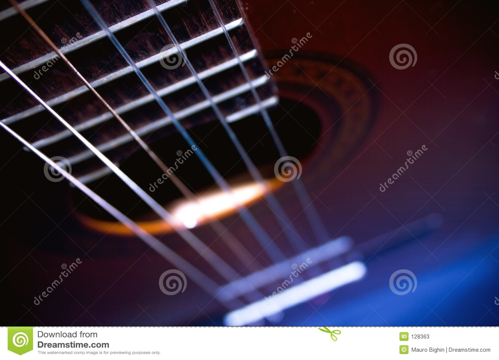 Fajna gitara
