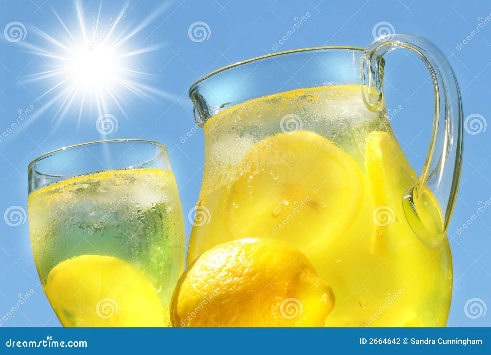 Fajne lemoniadę