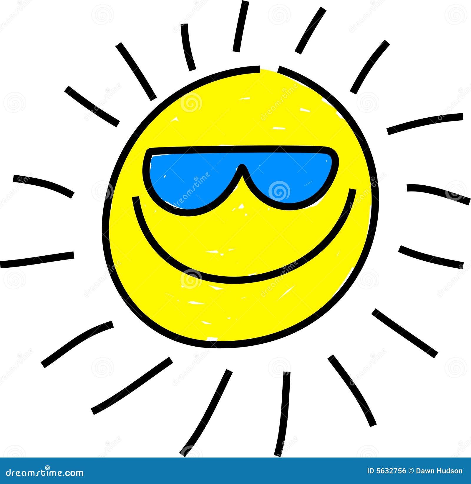 Fajne słońce