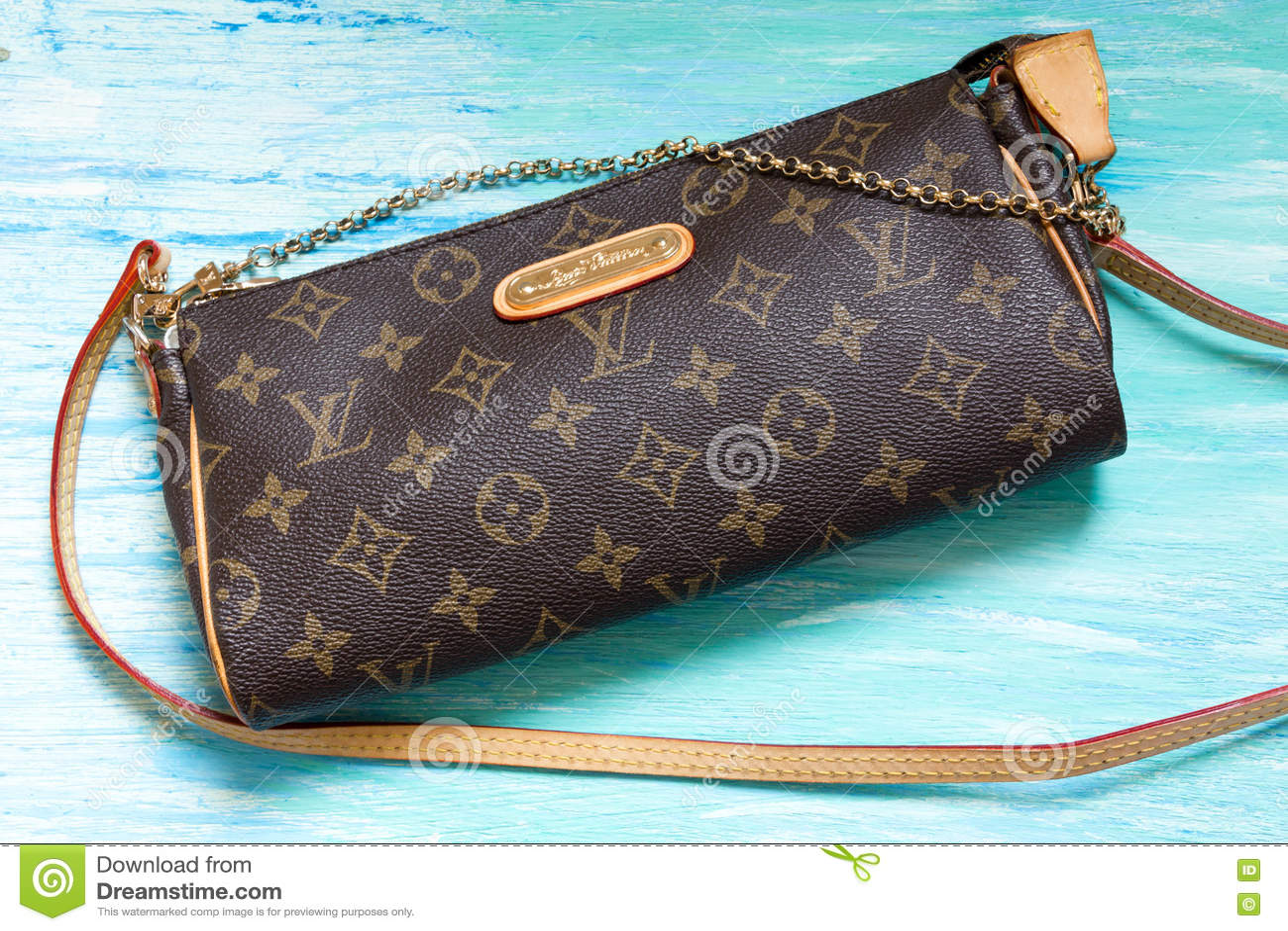 c7508b2449 Fake handbag Louis Vuitton editorial photography. Image of designer ...
