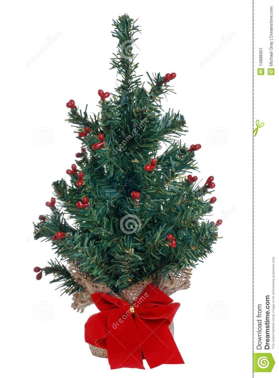 download fake mini christmas tree stock image image of decorative 14886901 - Mini Fake Christmas Tree