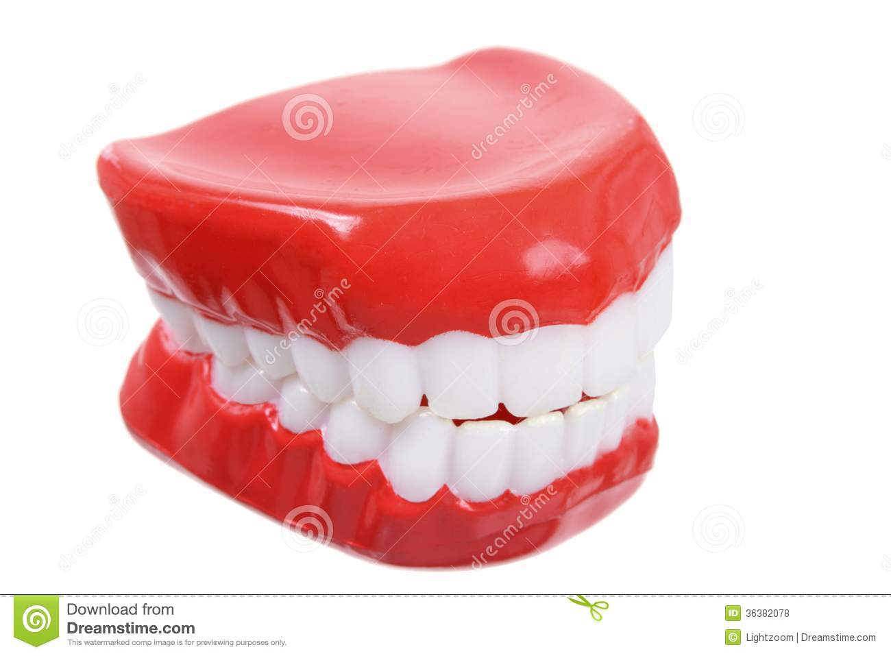 Fake Teeth Royalty Free Stock Photos - Image: 36382078