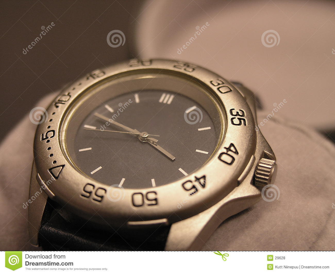 Fake watch
