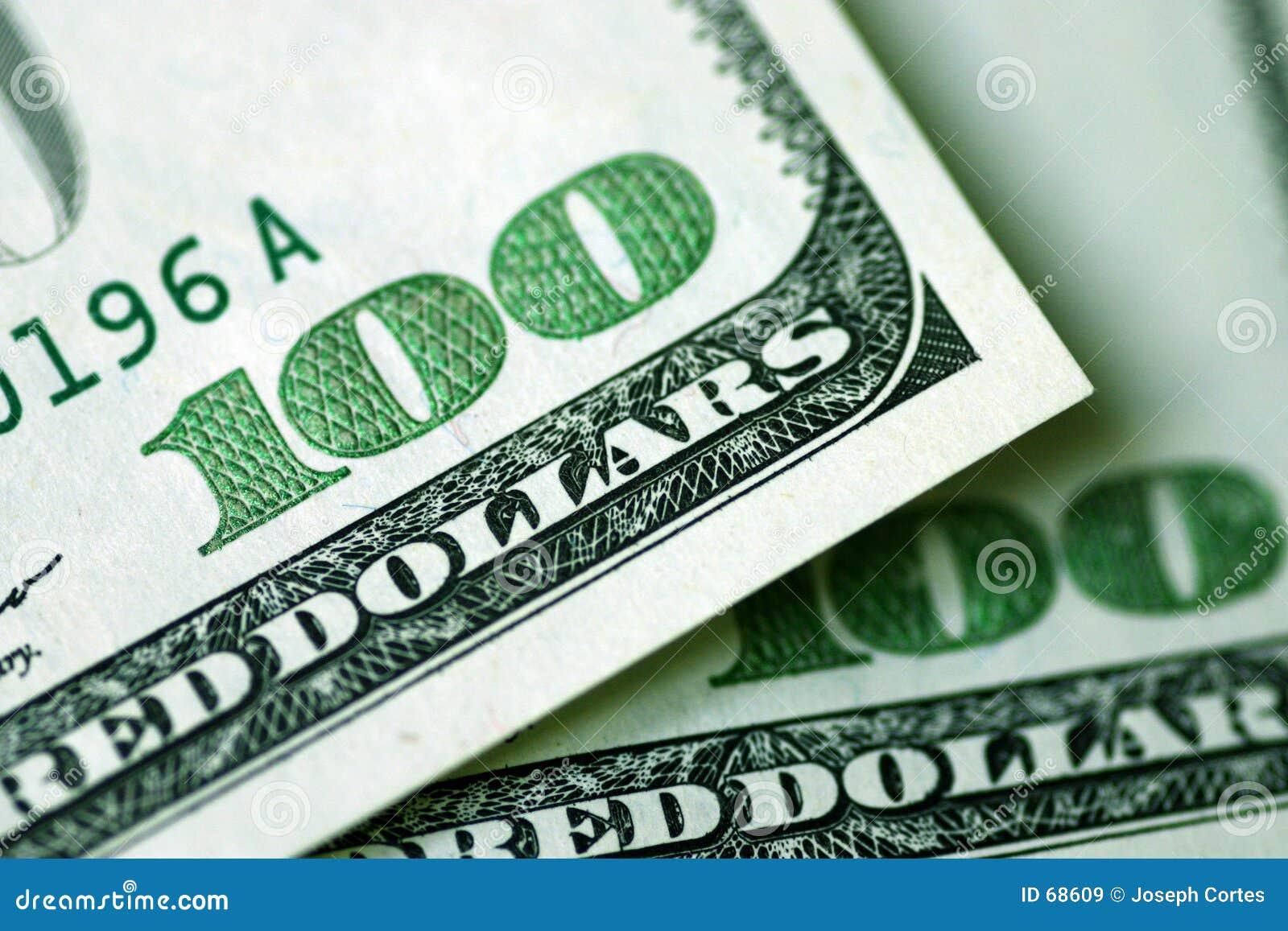 Fakturerar dollar hundra en