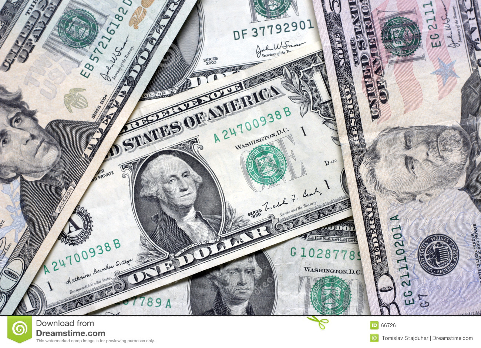 Fakturerar dollaren