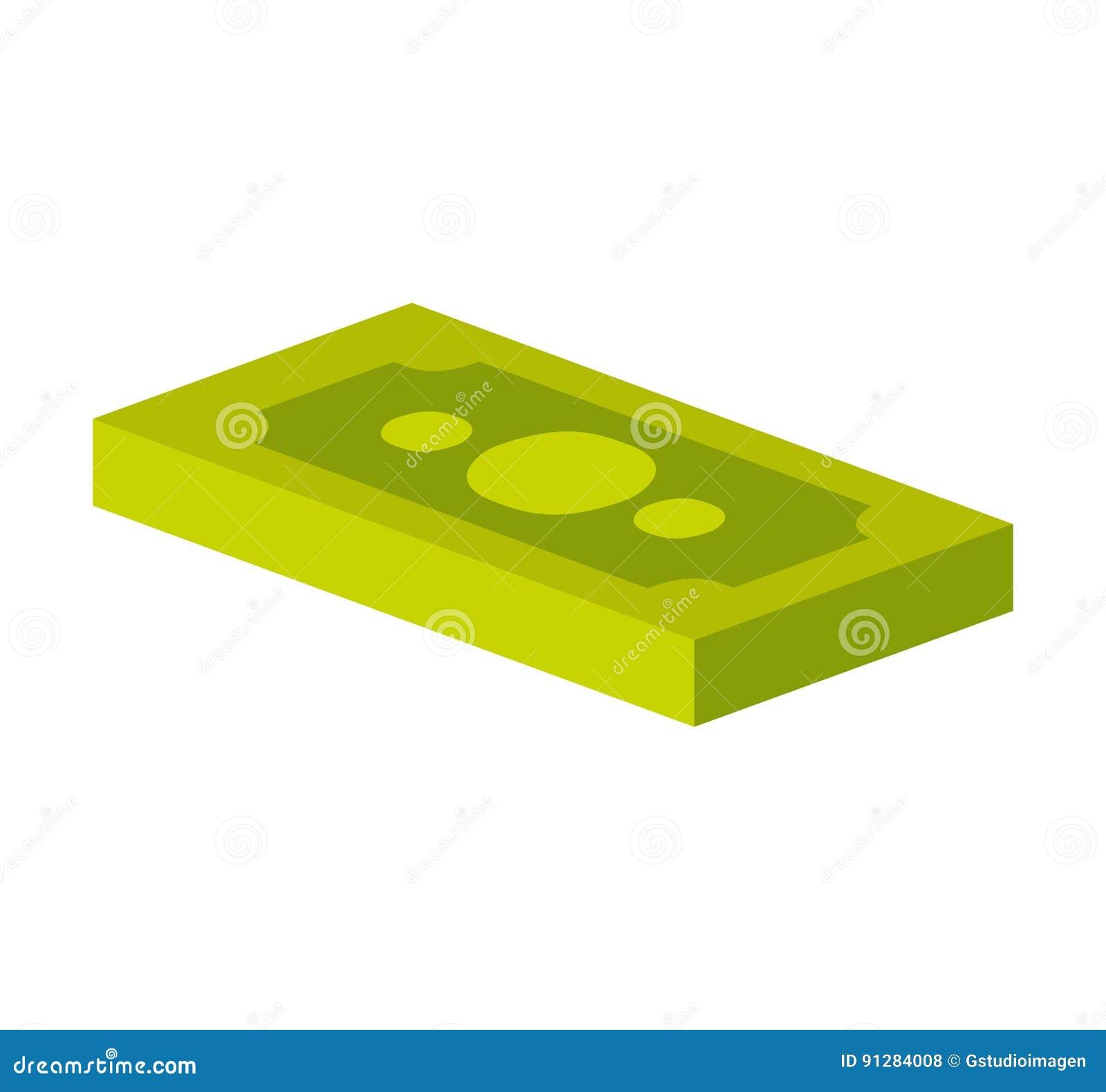Fakturerar dollarisometricssymbolen