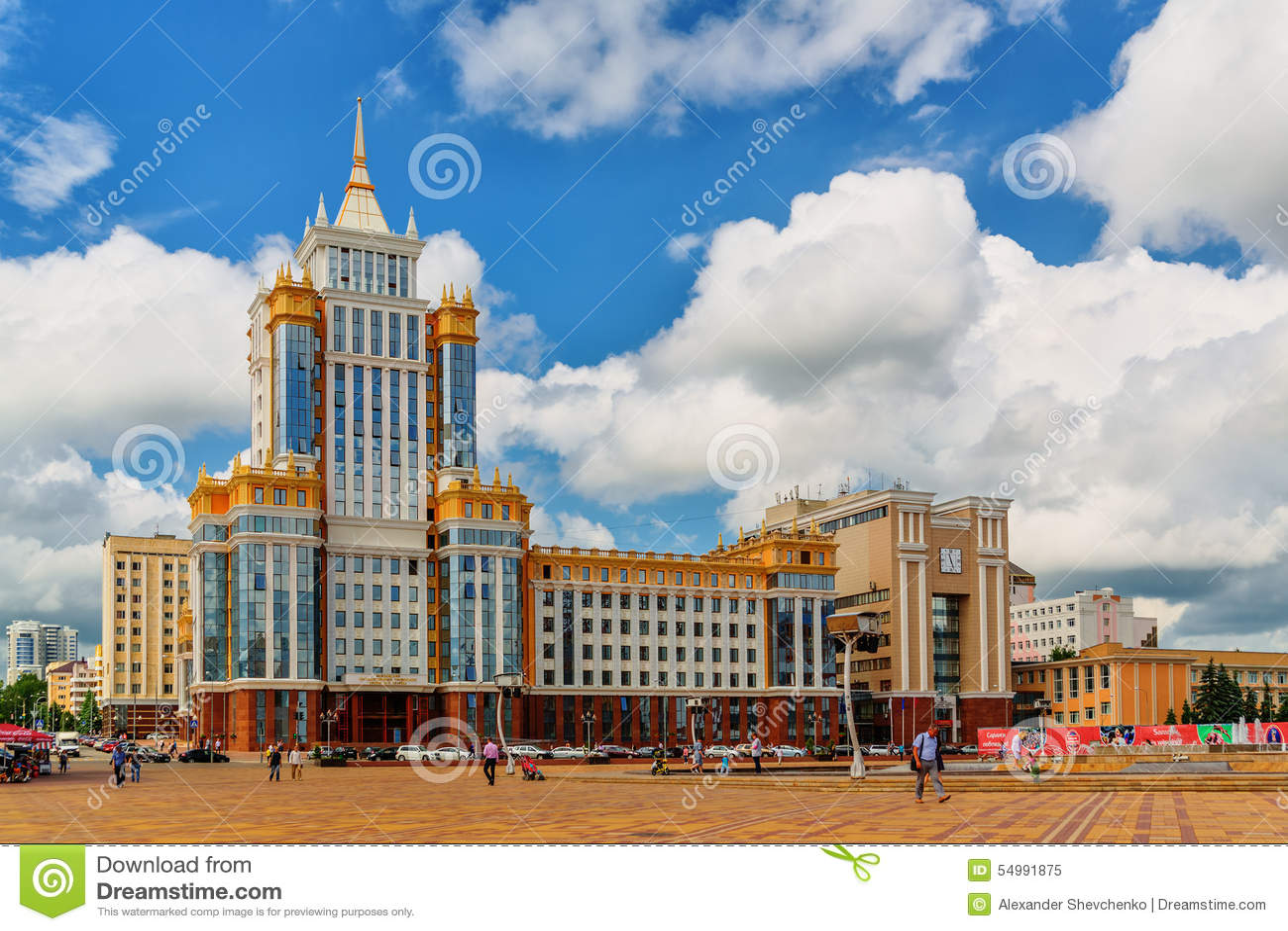 Fakultet av lag av den Ogarev Mordovia delstatsuniversitetet