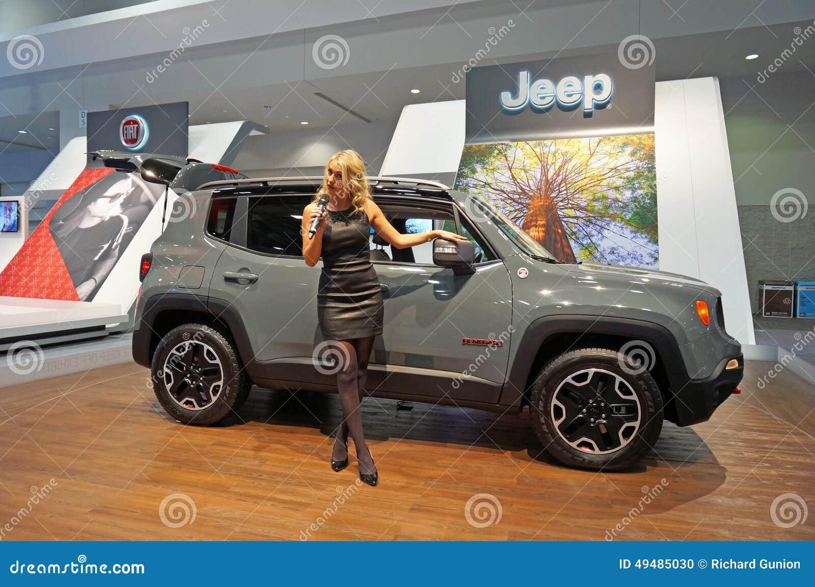 Fala sobre Jeep Renegade 2015