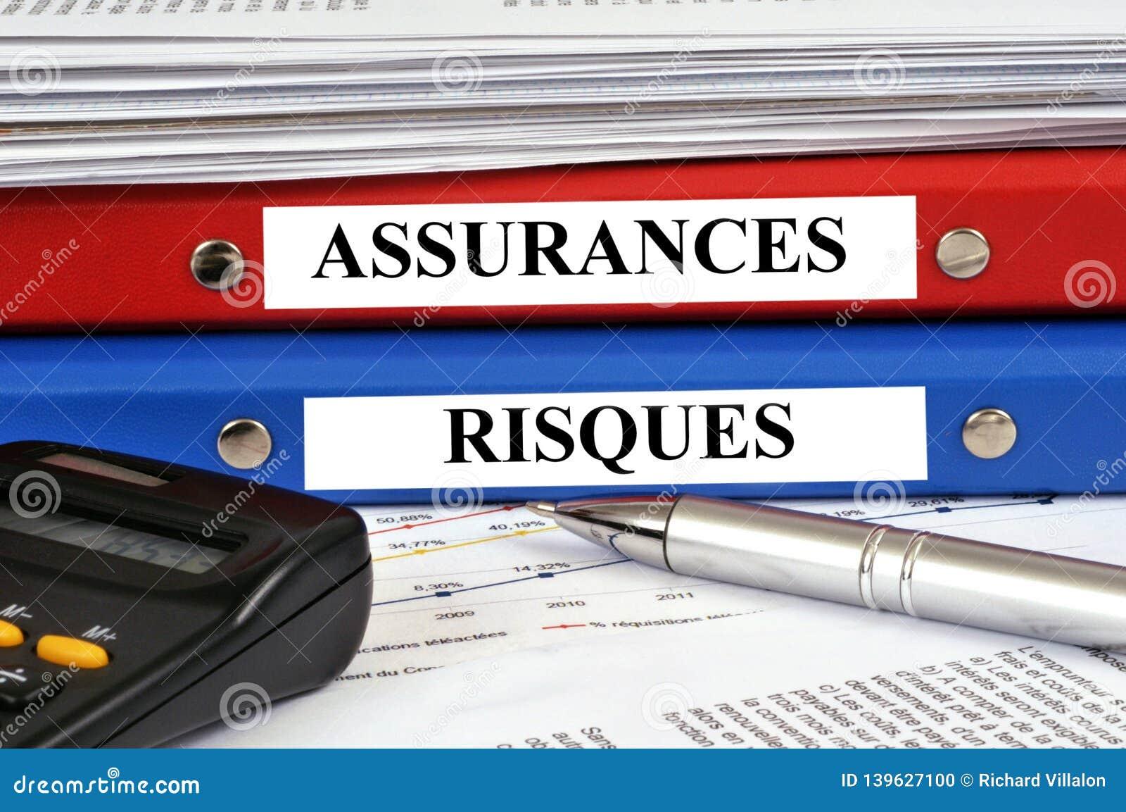 Falcówki ubezpieczenie i ryzyko pisać w francuskim