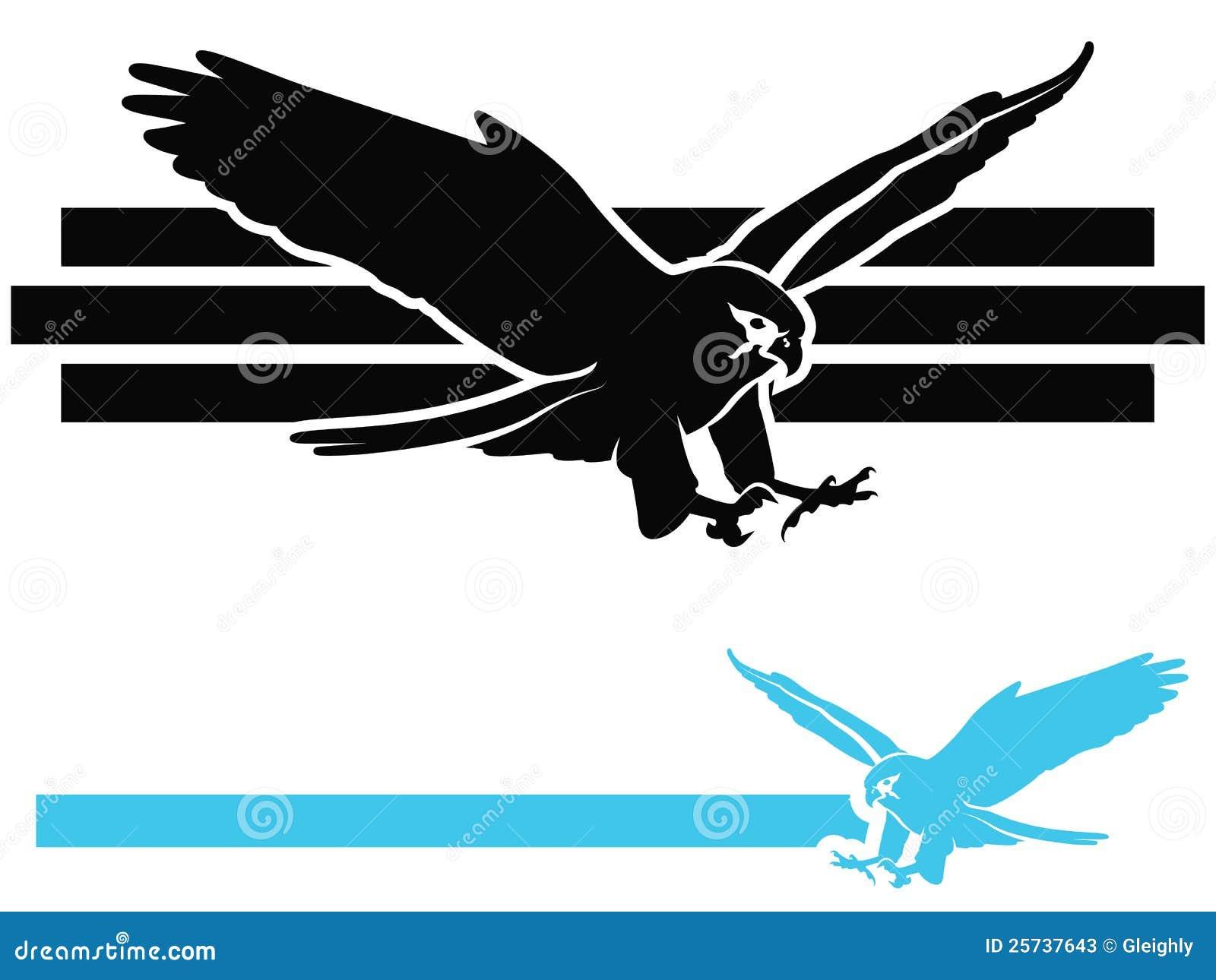 Falcon graphic - photo#22