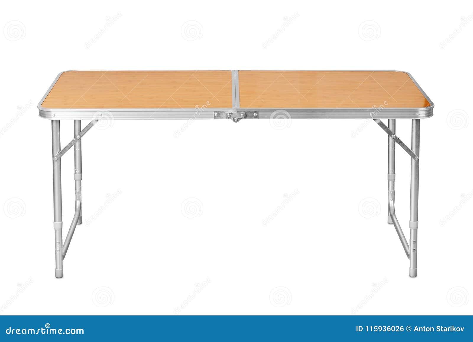 Falcowanie campingu stół