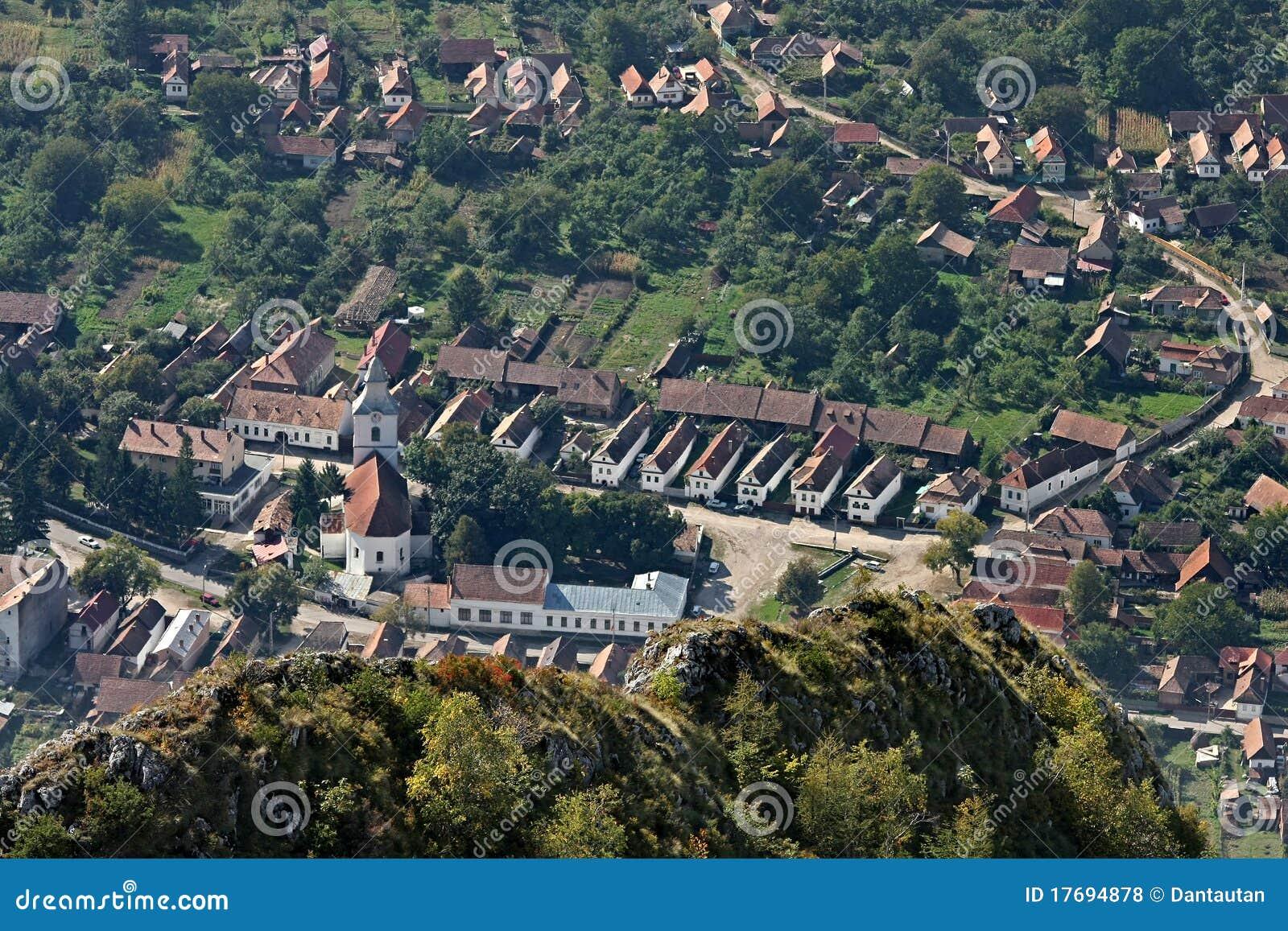 Falezy podstawowa wioska