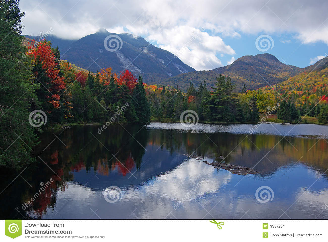 Fall Colors and Mountains