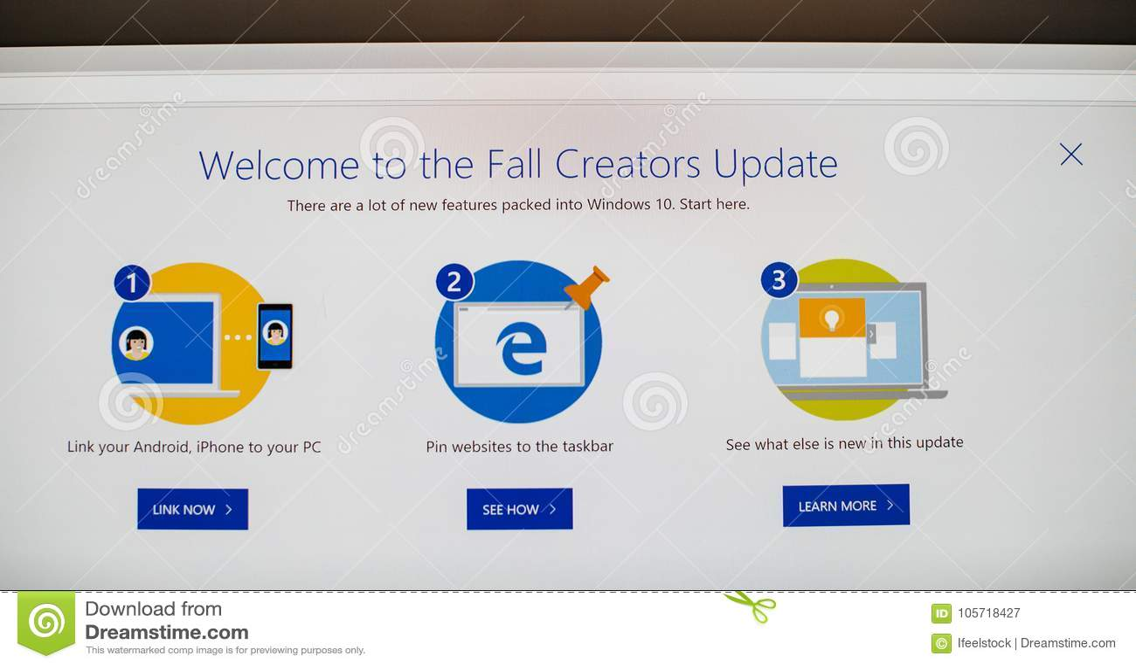 Fall Creators Update Of The Microsoft Windows 10 OS Editorial