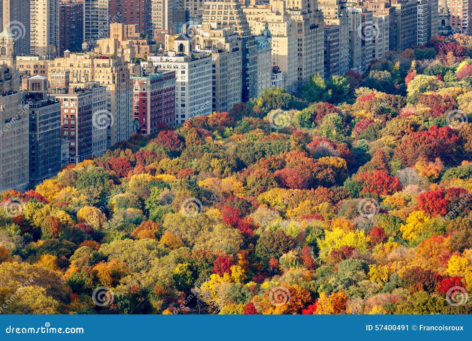... toward Central Park West. Upper West Side, Manhattan, New York City