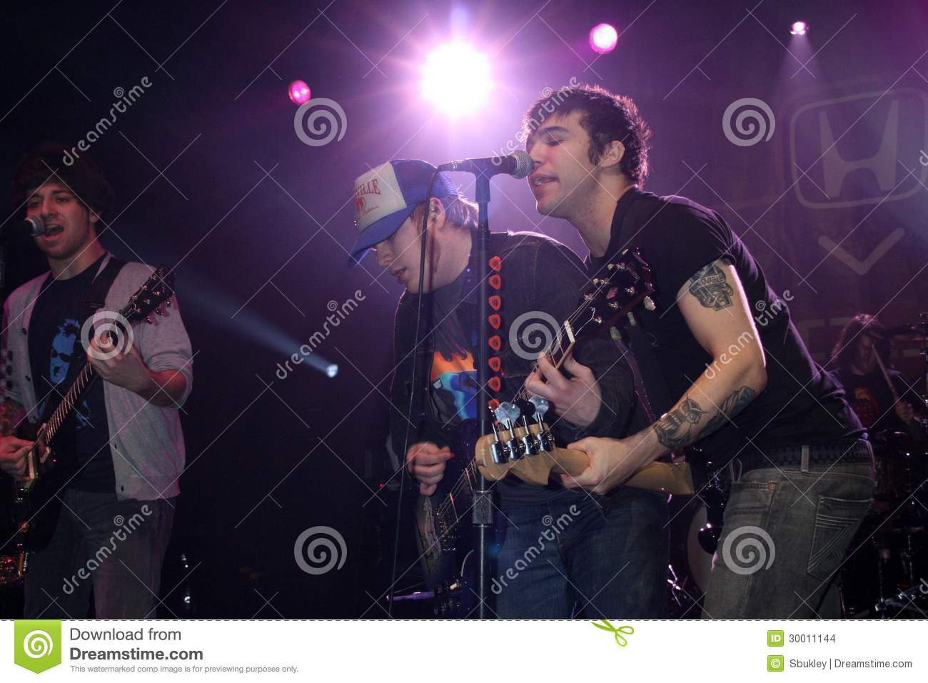 Fall Out Boy Editorial Stock Image Image 30011144