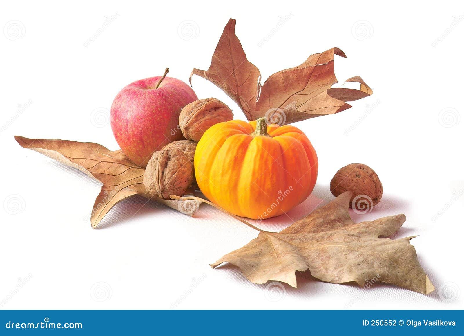 Fall Pumpkin Decoration Stock Photography - Image: 250552