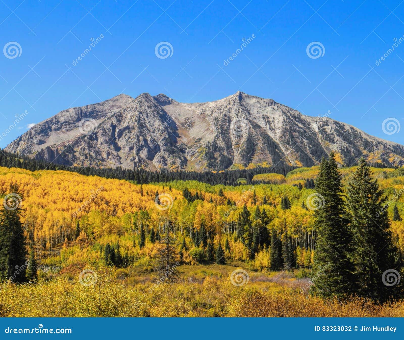Fall rockies