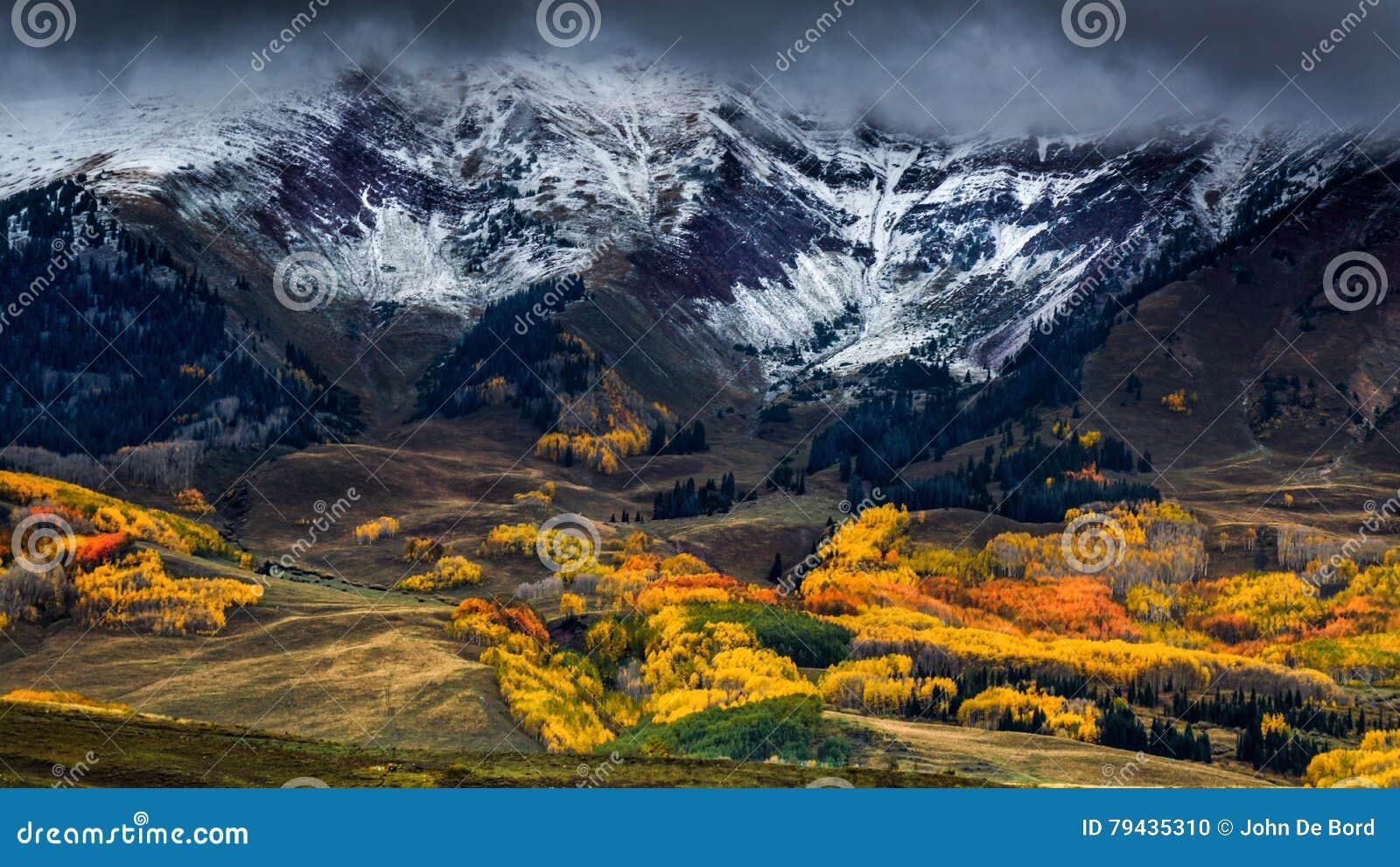 Fall In The West Elks