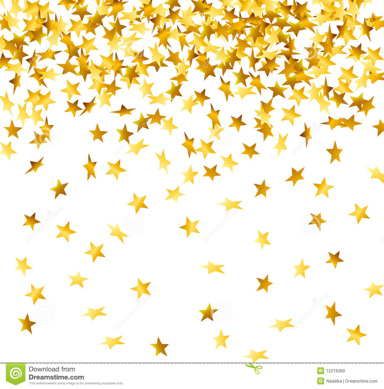 Animated Falling Confetti Gif