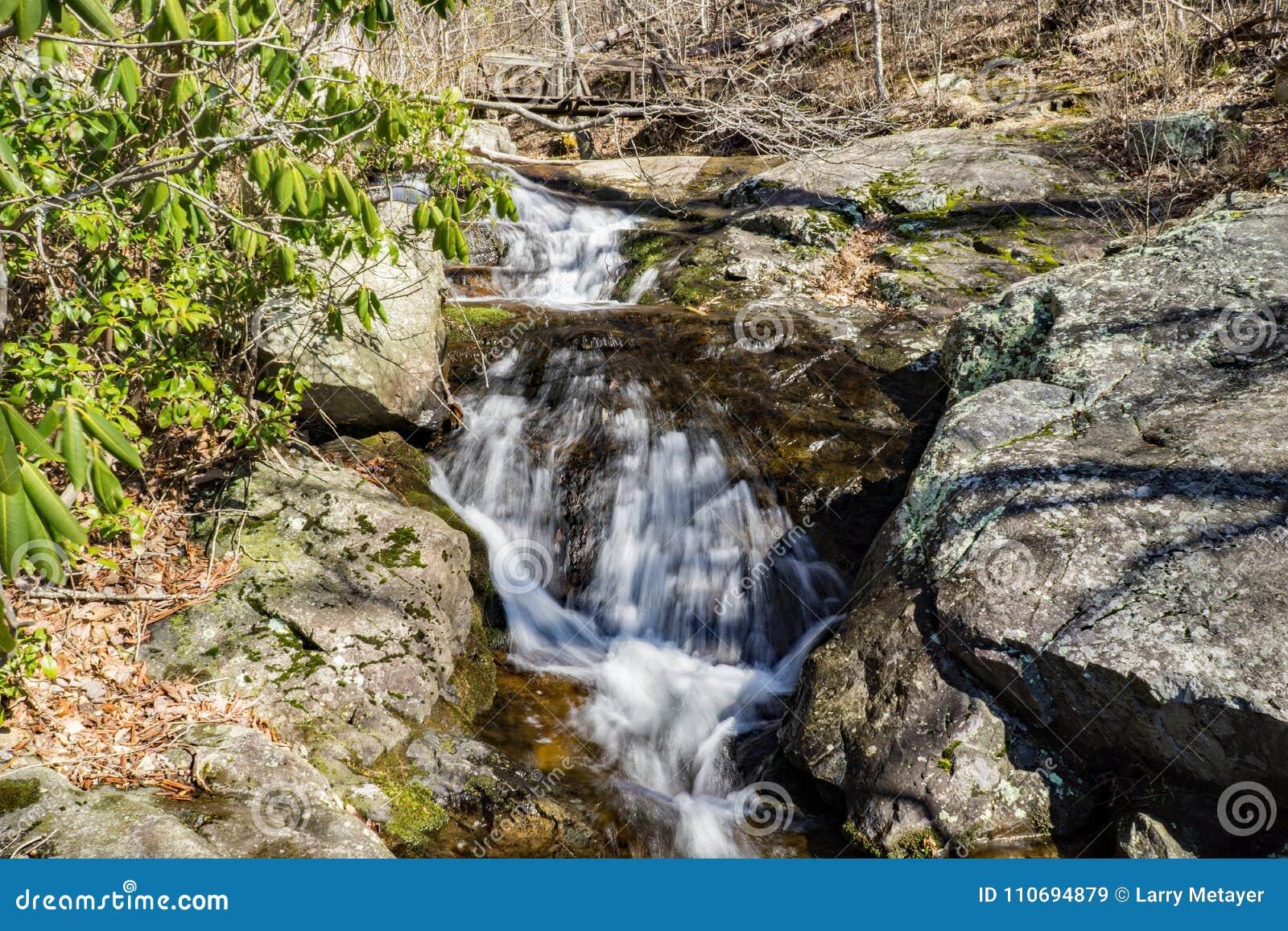 Fallingwater Cascades – Horizontal View