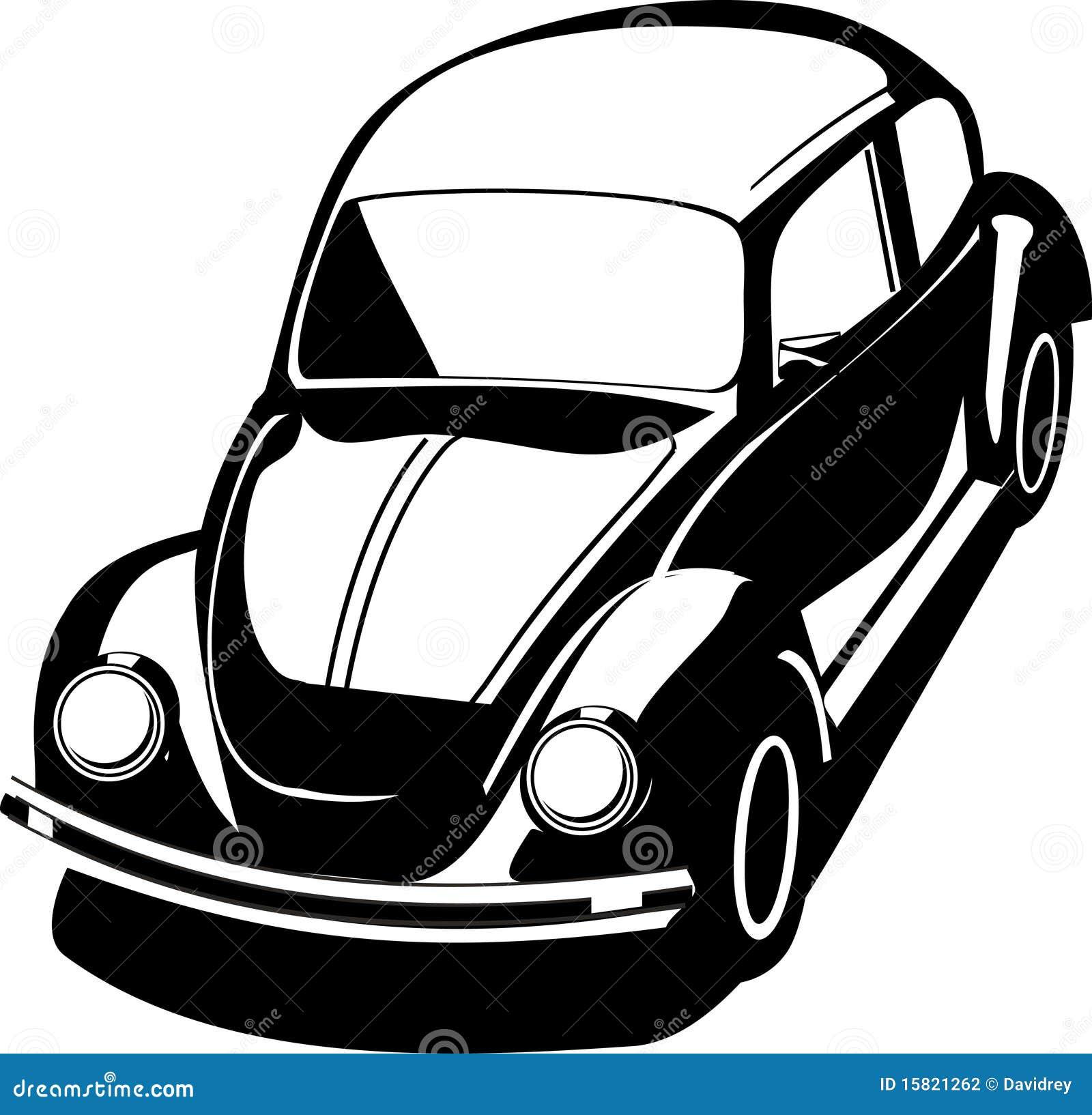 Fallo De Funcionamiento Negro De Volkswagen Fotografía de ...