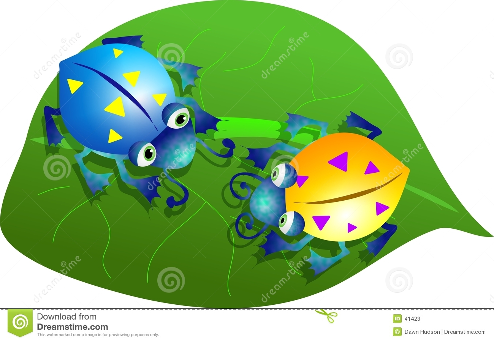 Download Fallos De Funcionamiento De Hoja Stock de ilustración - Ilustración de animales, cubo: 41423