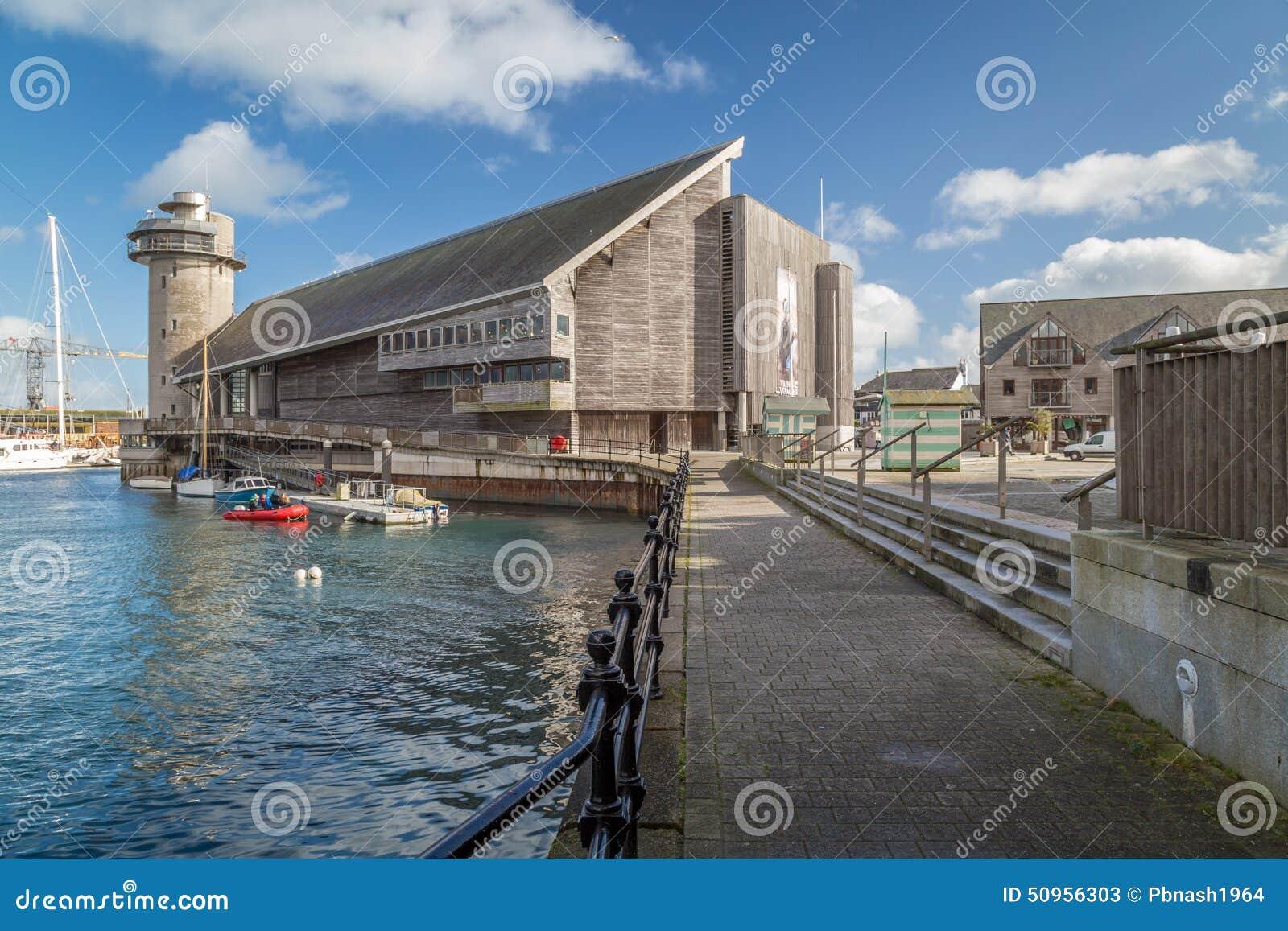 Falmouth maritimt museum