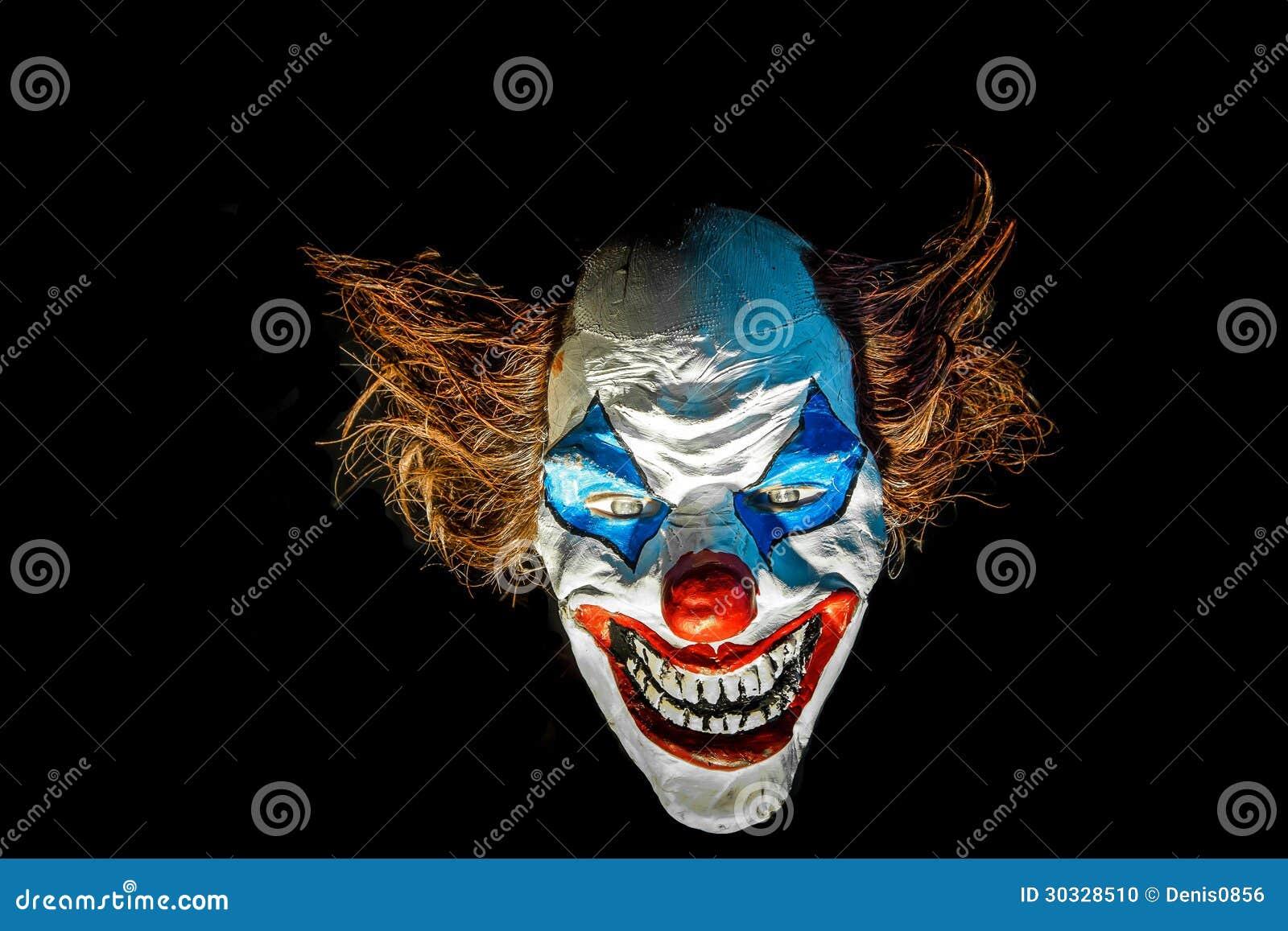 Falsk clown