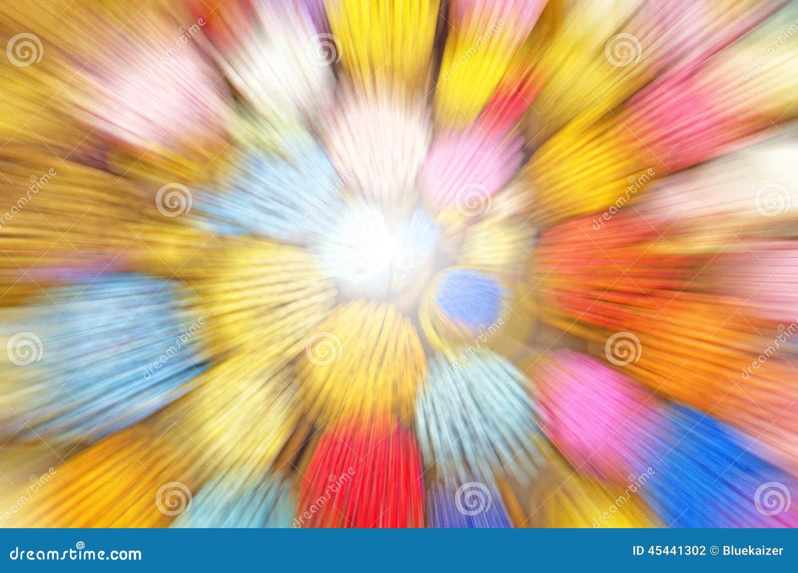 Falta de definición de movimiento abstracta