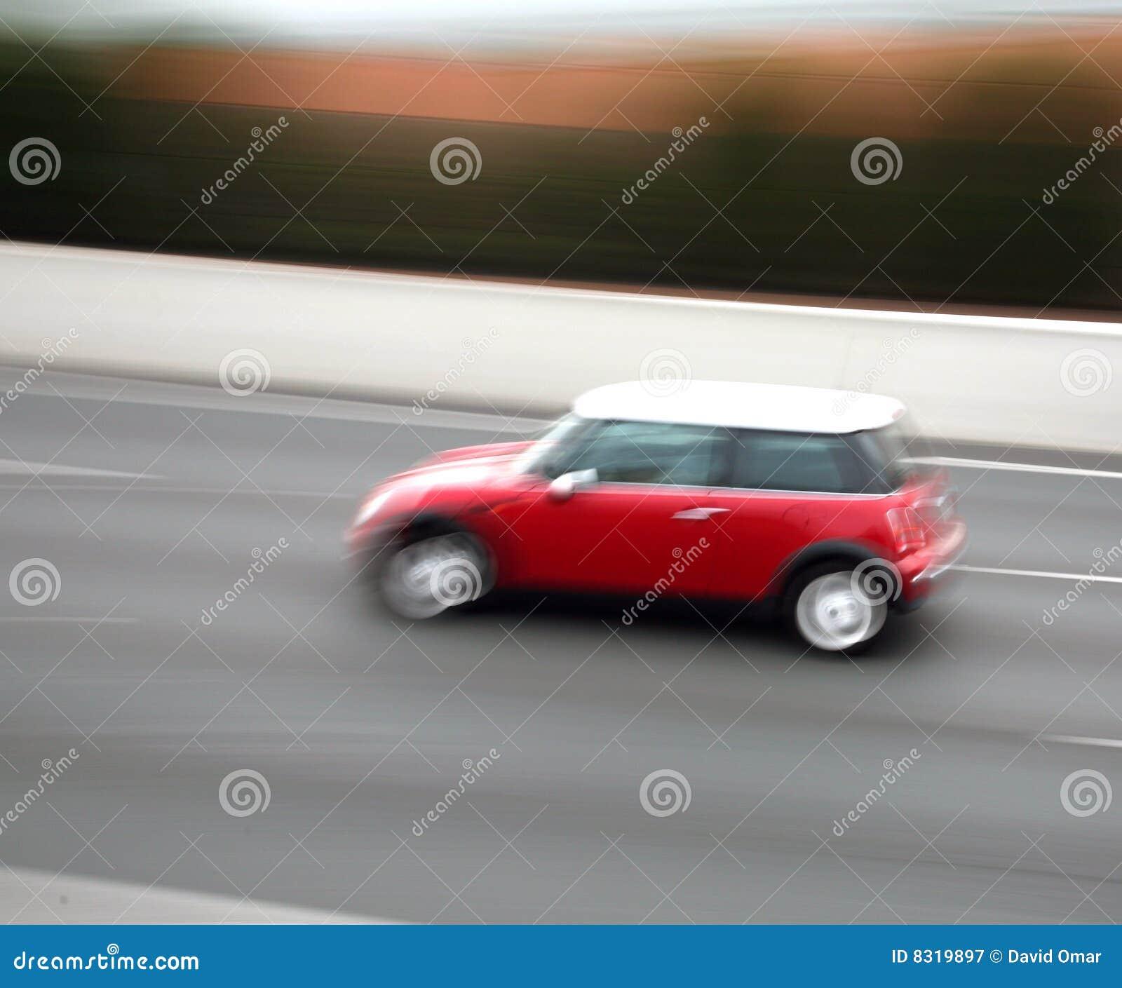 Falta de definición del coche