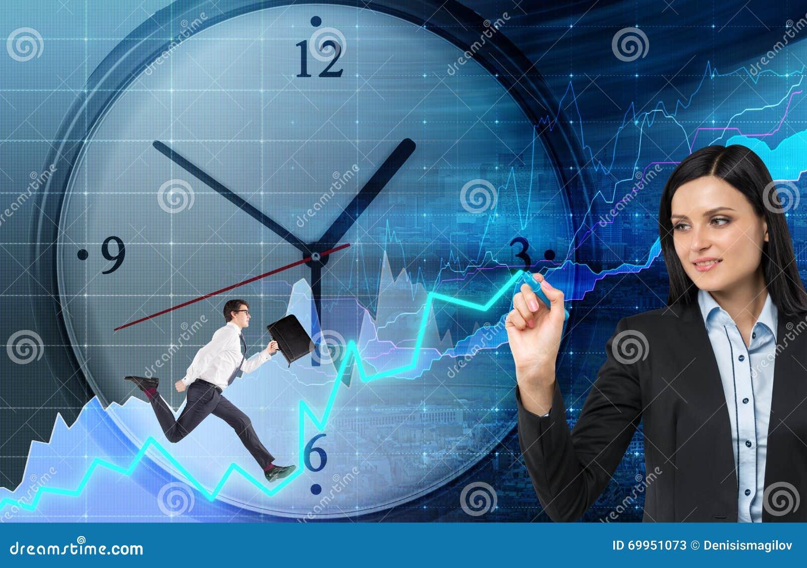 Falta de tiempo digital