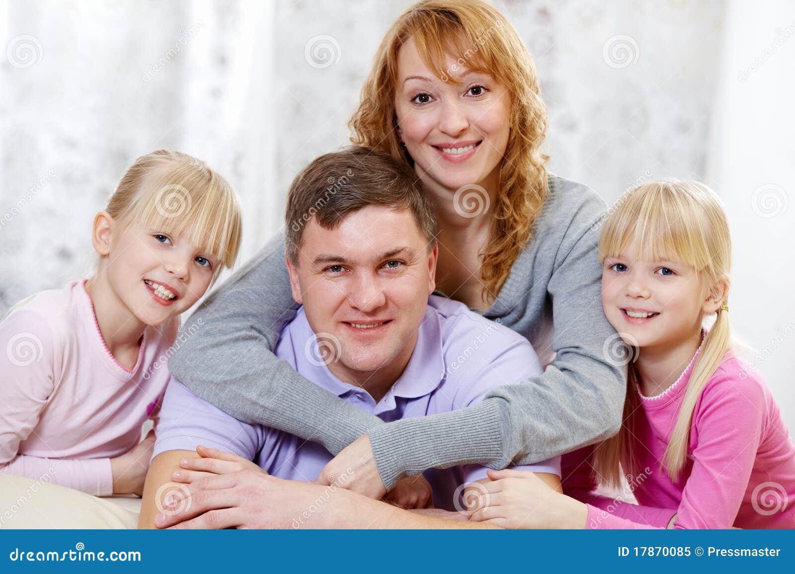 Família amigável
