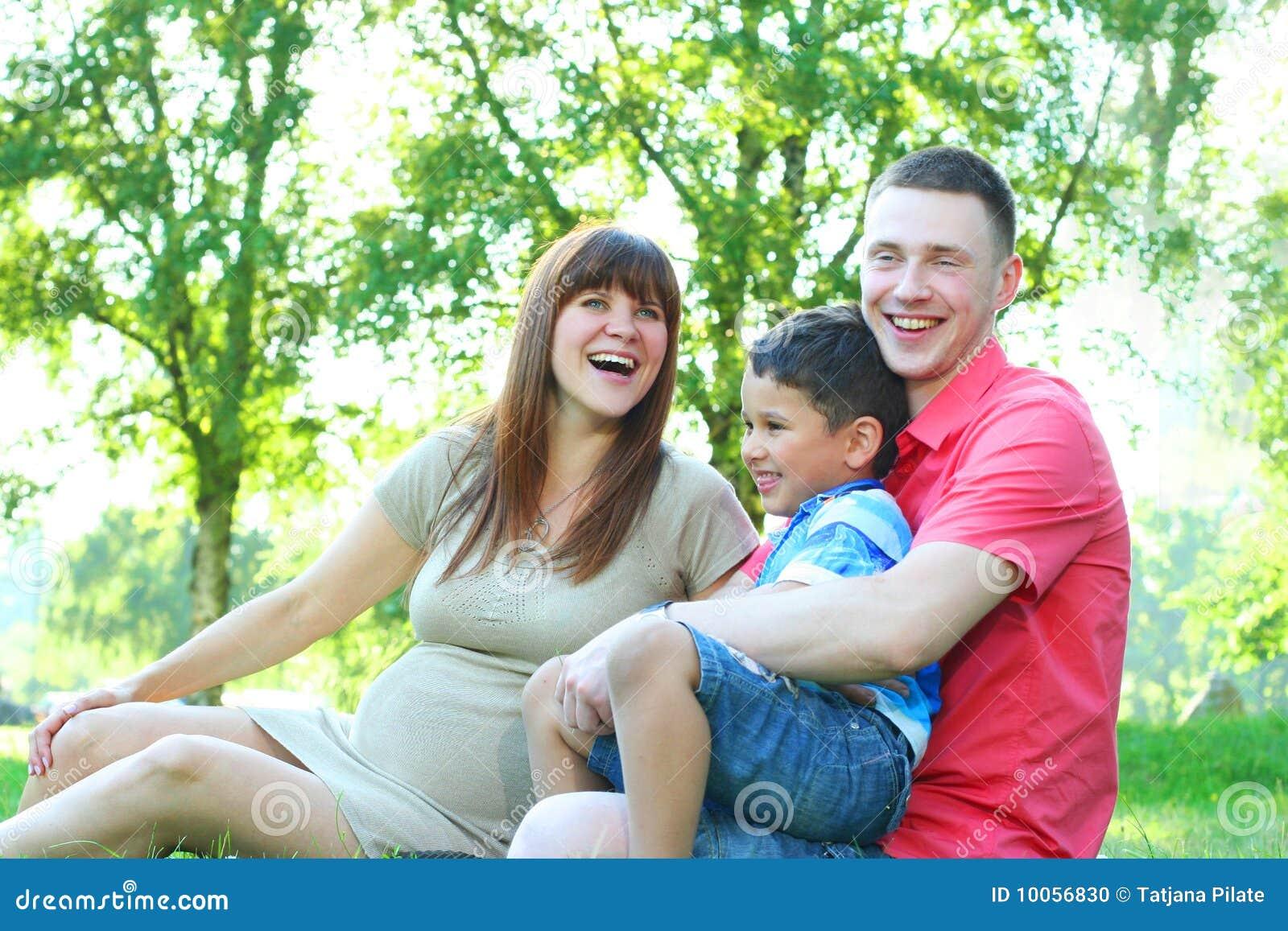 Família engraçada