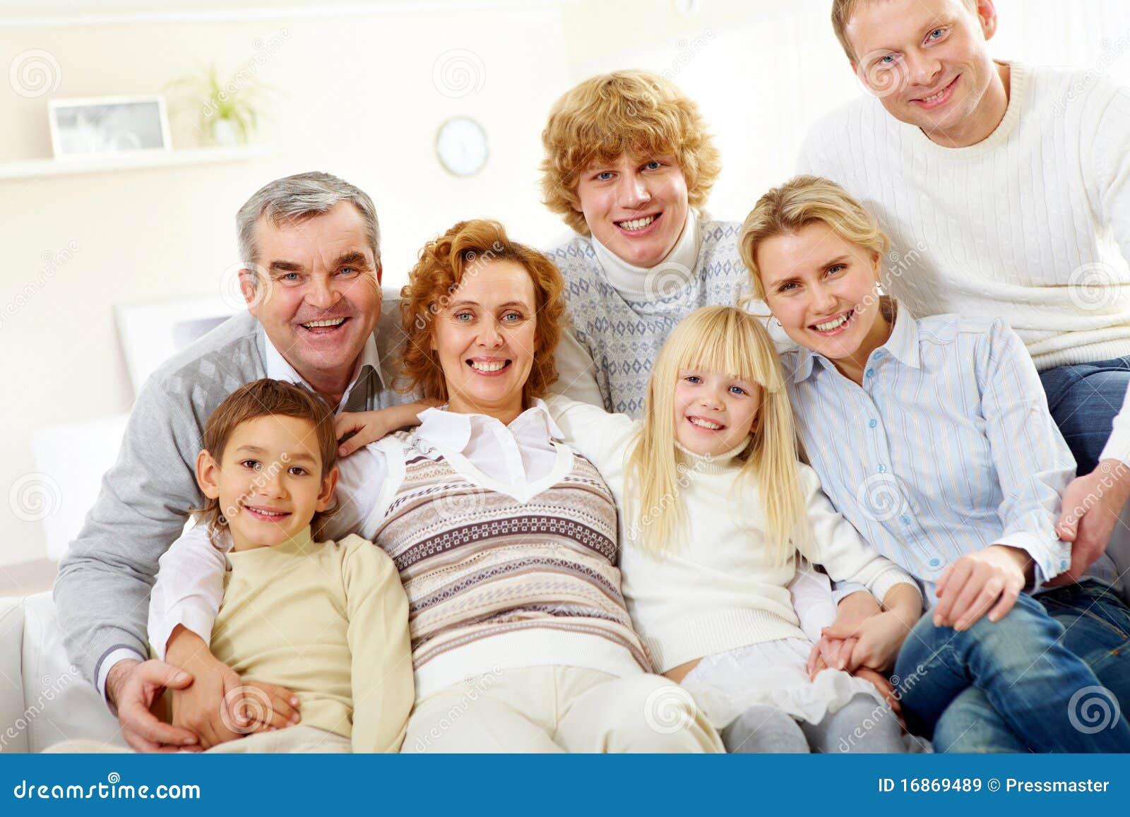 Família grande