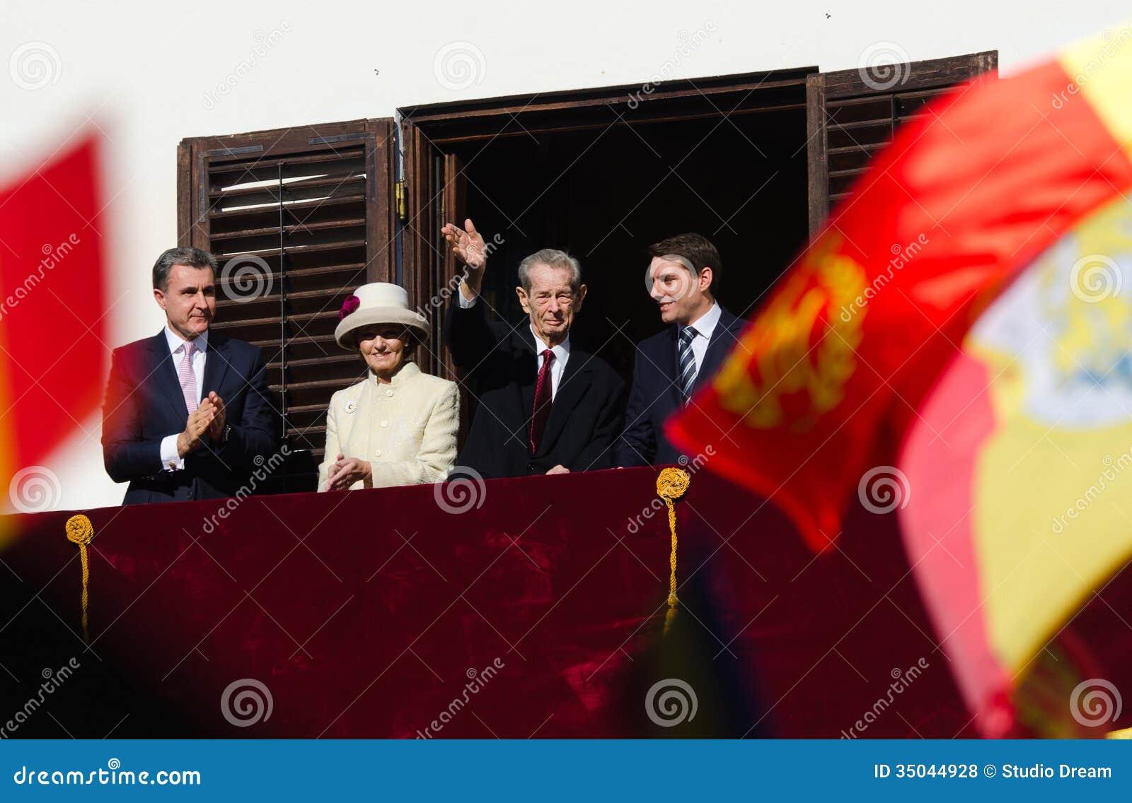 Família real de Romênia