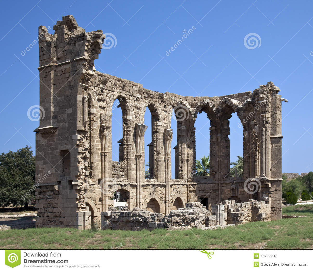 famagusta   northern cyprus royalty free stock image