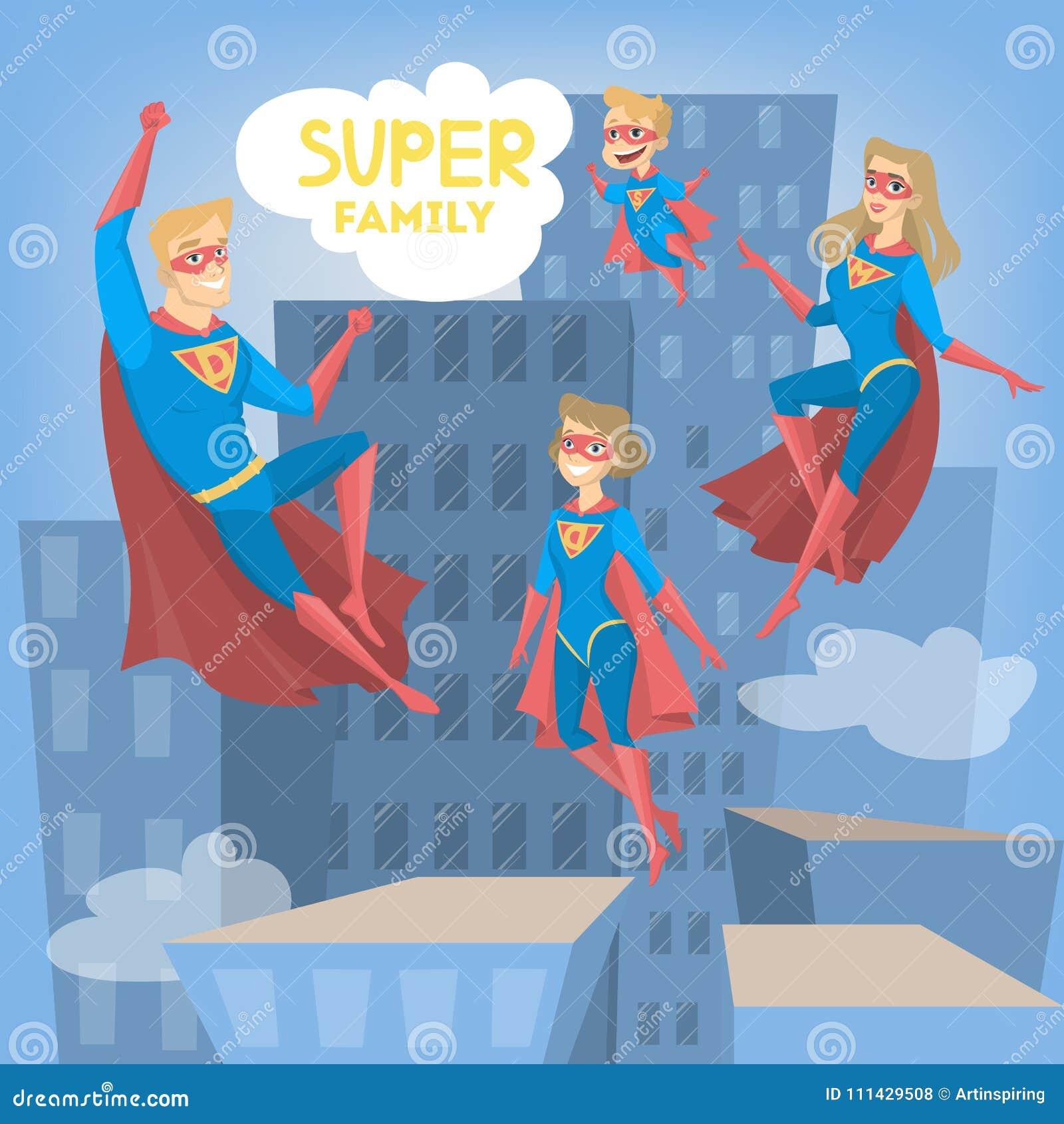 Famiglia dell eroe eccellente