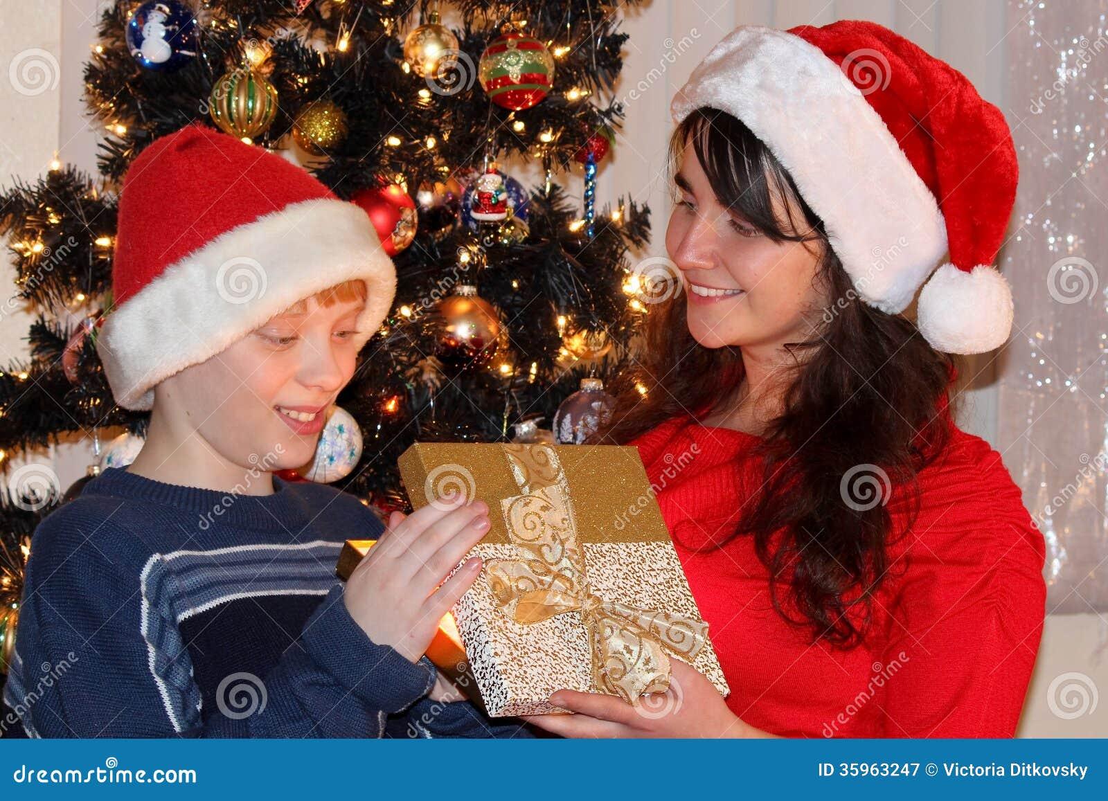Familia de la Navidad