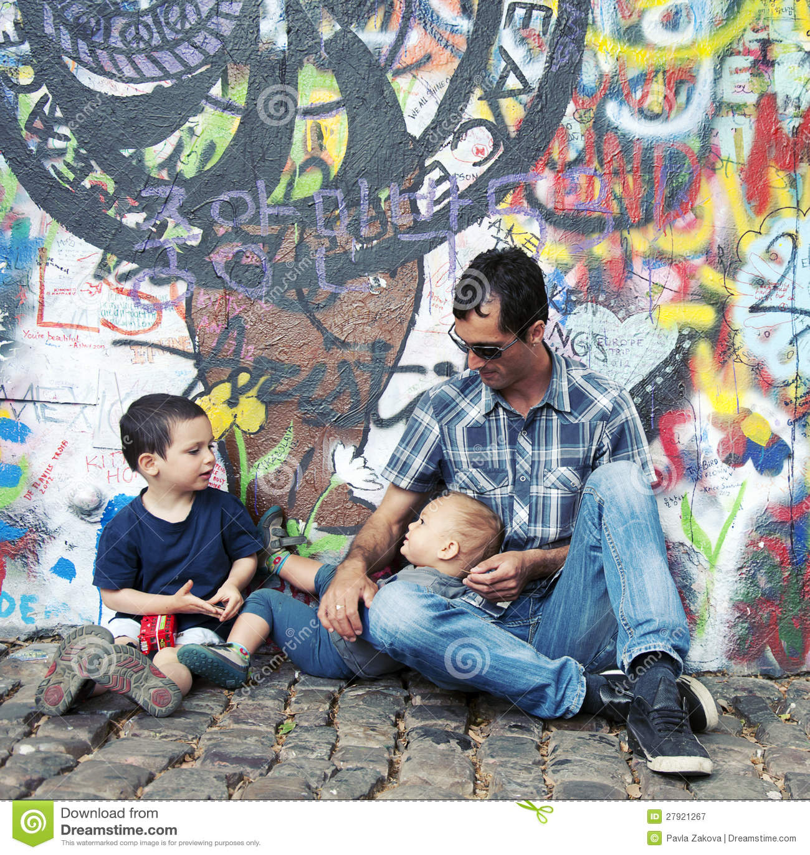 Familia de la pintada