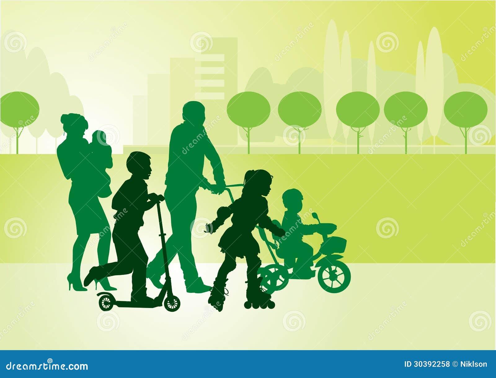 Familia en walk_1