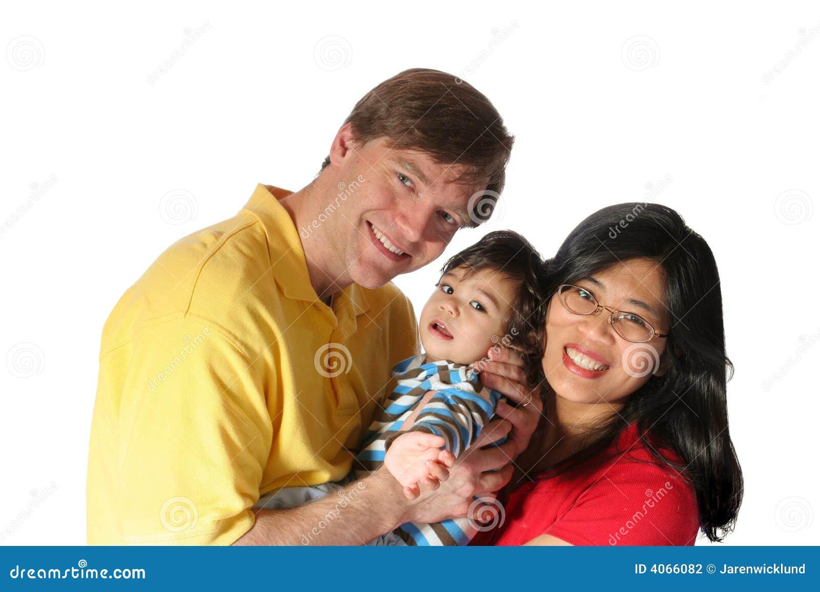 interacial familia