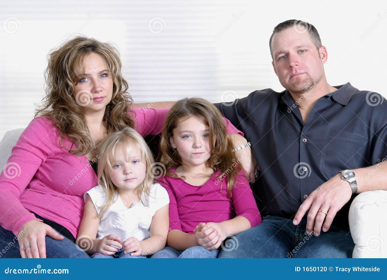Familia seria