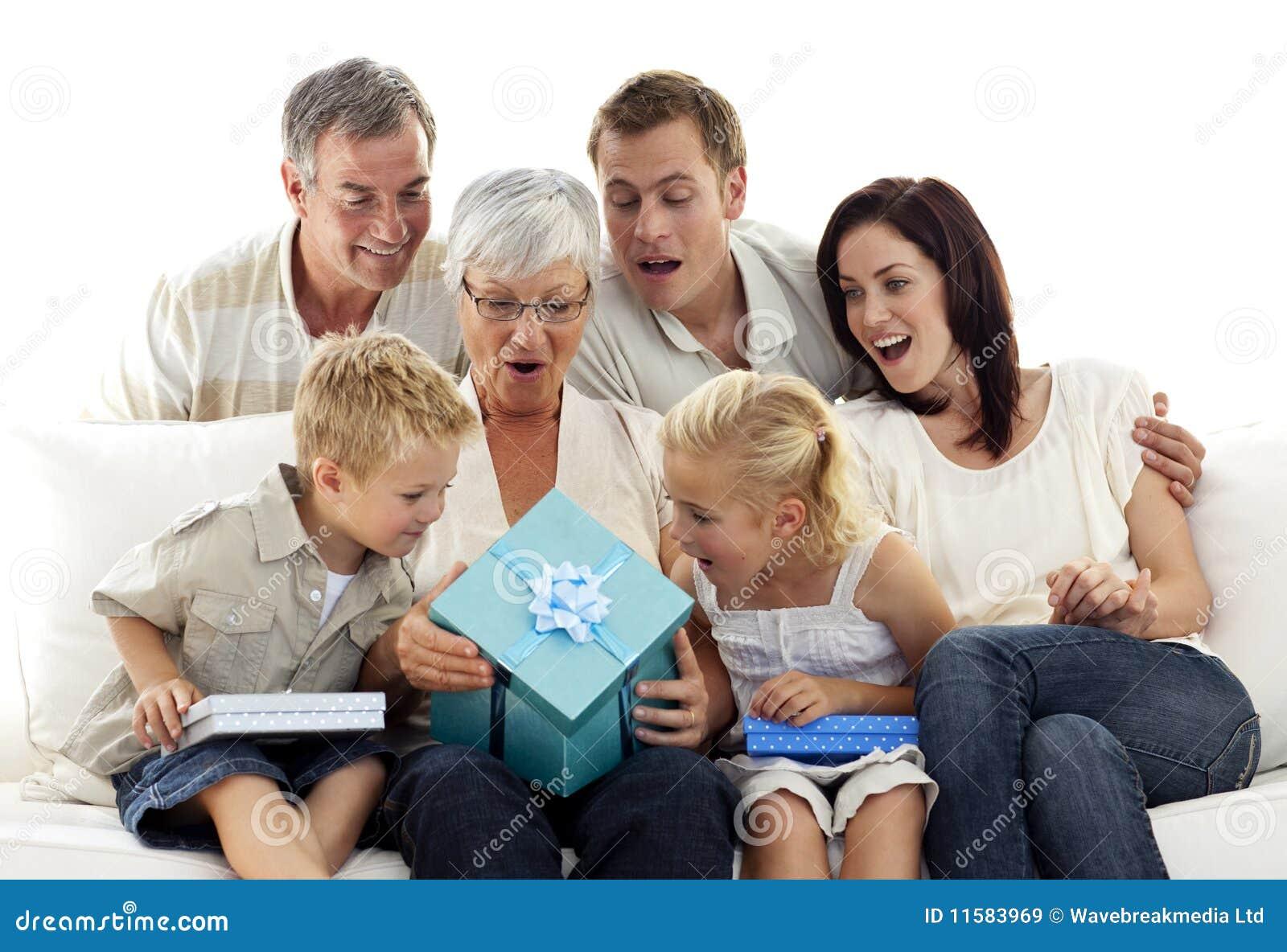 geschenk für großmutter