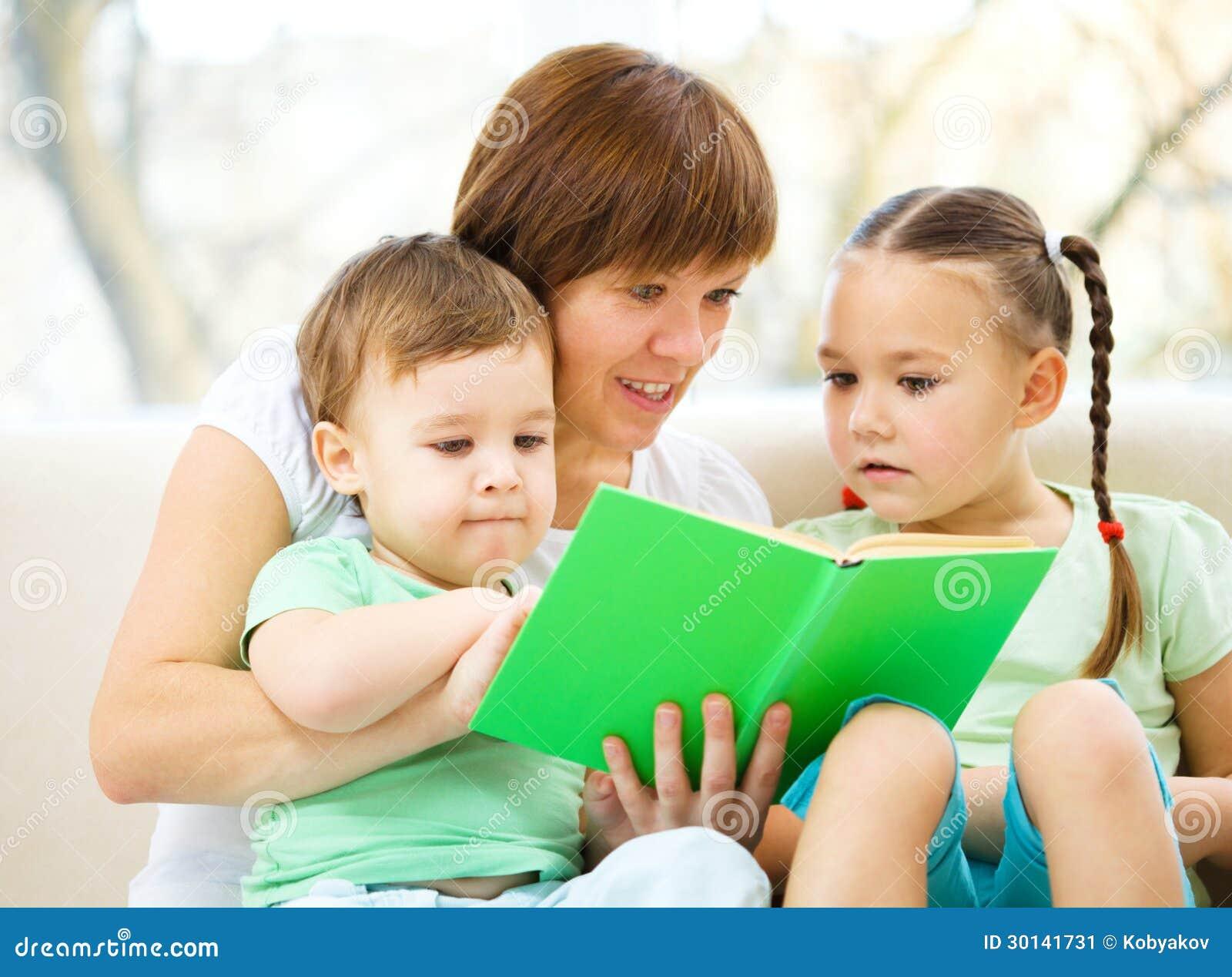 Familie ist Lesebuch