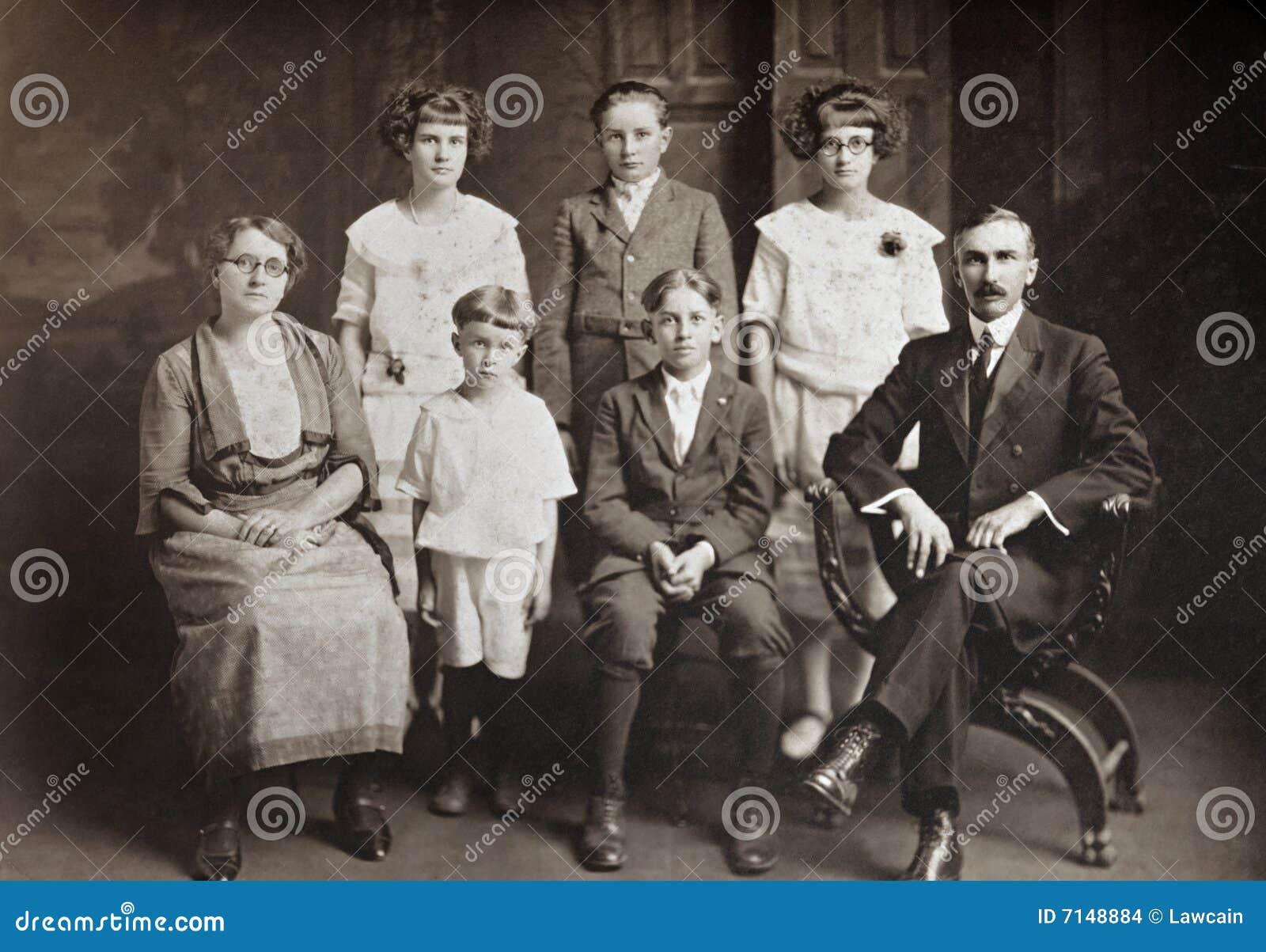 Familie van Zeven