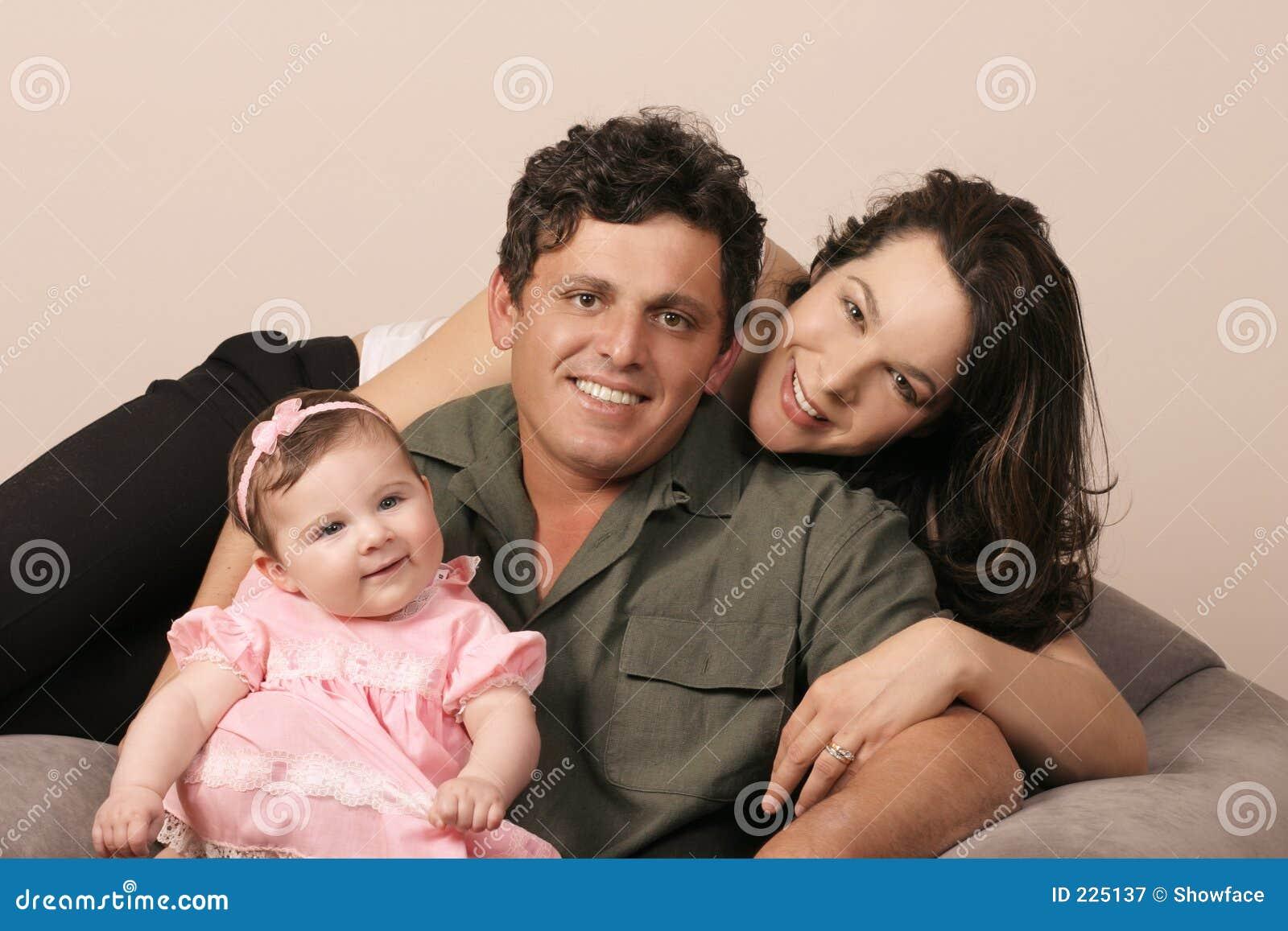 Familien-Zusammengehörigkeit